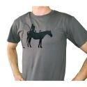 TSHIRT POMMEL HORSE