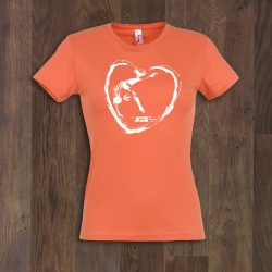 T-Shirt GYM HEART GYMWAY gymnastique