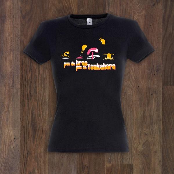 T-Shirt Pas de Bras pas de Tsukahara - gymnastique GYMWAY