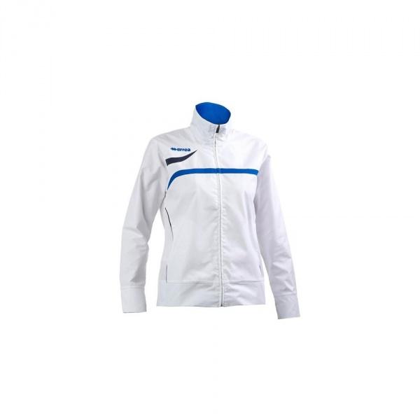 GYMWAY ERREA VESTE ALABAMA blanc/bleu/marine