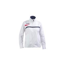 GYMWAY ERREA VESTE ALABAMA blanc/marine/rouge