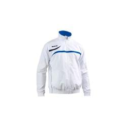 GYMWAY ERREA VESTE ARIZONA blanc/bleu/marine