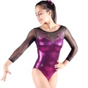 Leotard EKI long sleeves - 86S_A