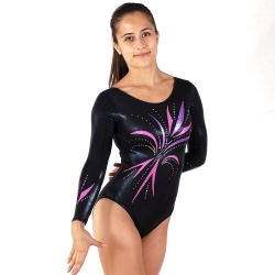 Leotard EKI long sleeves- 94M_A
