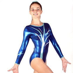 Leotard EKI long sleeves - 100M_A