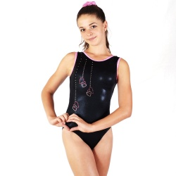 Leotard EKI sleeveless - 01S_Y