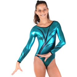 Leotard EKI long sleeves - 100M_B
