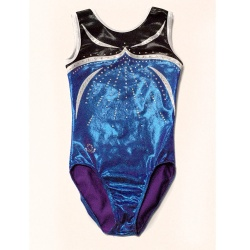 Leotard EKI sleeveless - 85S_A - Size : 10-12 ans