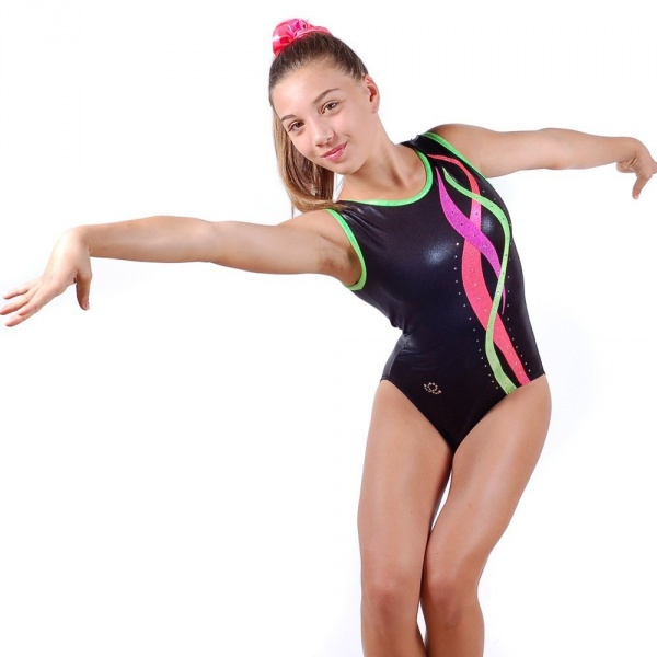 GYMWAY Justaucorps EKI 29S-A - Taille : 10-12 ans