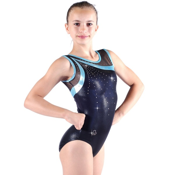 Leotard EKI sleeveless - 85S-A - Size : 12-14 ans