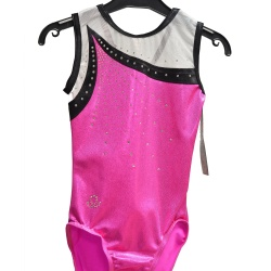 Leotard EKI sleeveless - 85S-A - Size : 10-12 ans