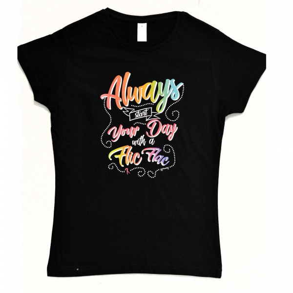 T-SHIRT - ALWAYS