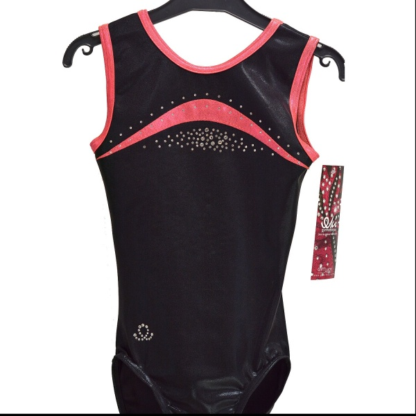 GYMWAY Justaucorps EKI 63S-A - Taille : 12-14 ans
