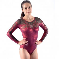 Leotard EKI long sleeves - 1120M_A