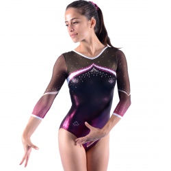 Leotard EKI long sleeves - 131M-A