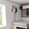 Wall Decals - Gymnaste