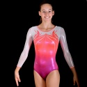 Leotard EKI long sleeves - 105M-A