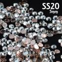 STRASS HOTFIX - 100 strass SS20 (5mm)