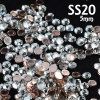 STRASS HOTFIX - 100 strass SS20 (5mm)