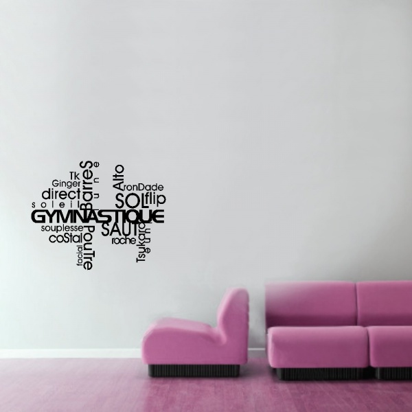 GYMWAY Sticker - PARAGRAF