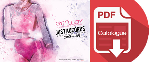 Catalogue Justaucorps GYMWAY 2018-2019